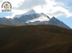 Panorama rencontré durant le voyage en train vers Lhasa