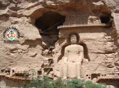 Les extraordinaires sculptures des Bouddhas de Binglinsi